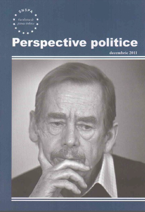 View Vol. 4 No. 2 (2011): Perspective Politice