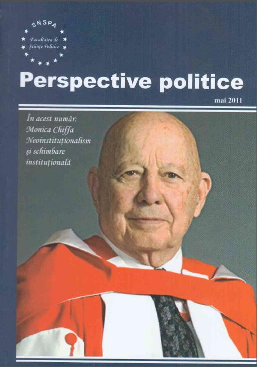 View Vol. 4 No. 1 (2011): Perspective Politice