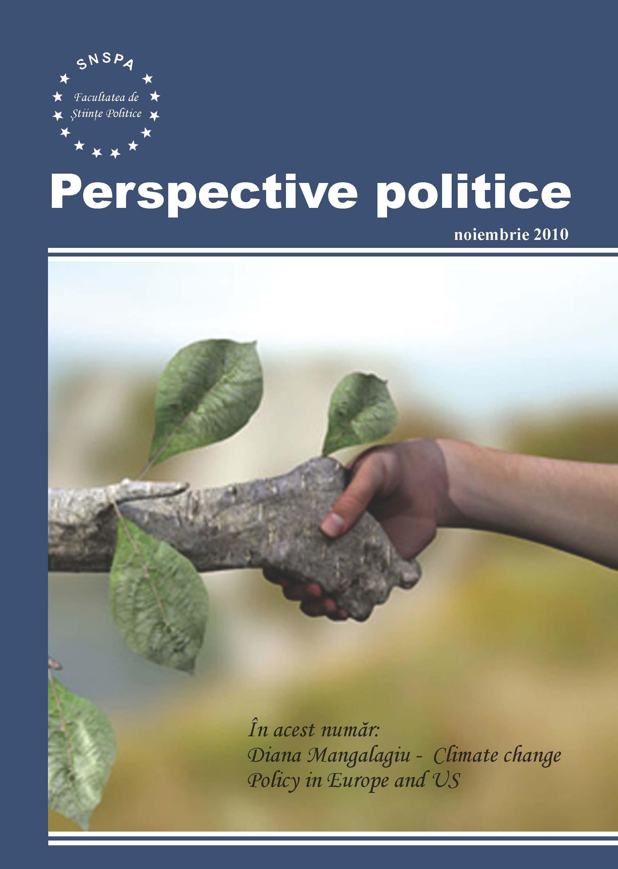 View Vol. 3 No. 2 (2010): Perspective Politice
