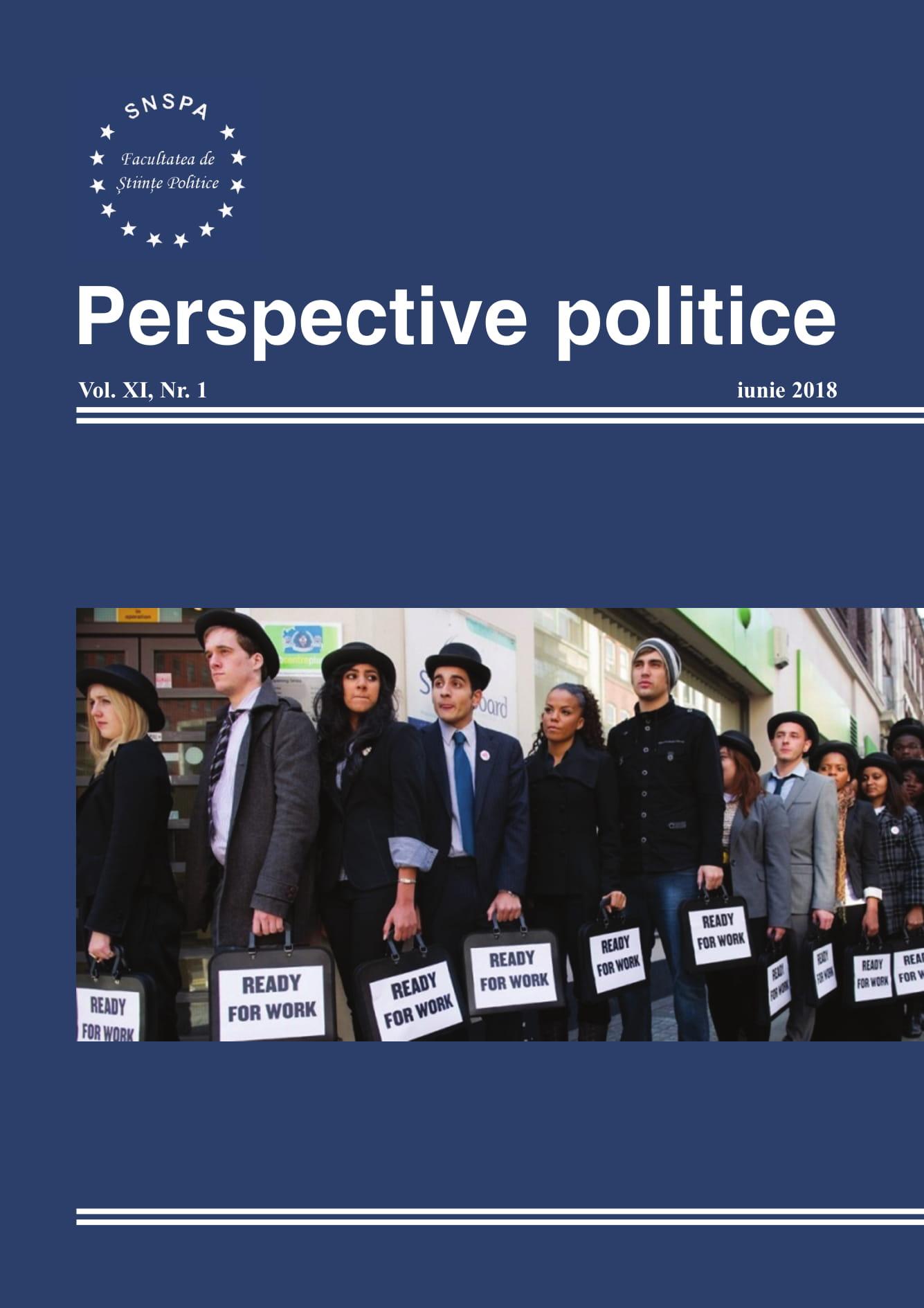 View Vol. 11 No. 1 (2018): Perspective Politice
