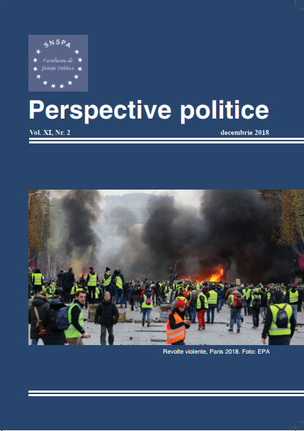 View Vol. 11 No. 2 (2018): Perspective Politice